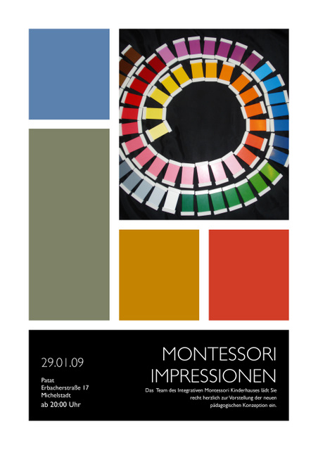 Plakat Montessori Impression 29.1.09 640 pixel